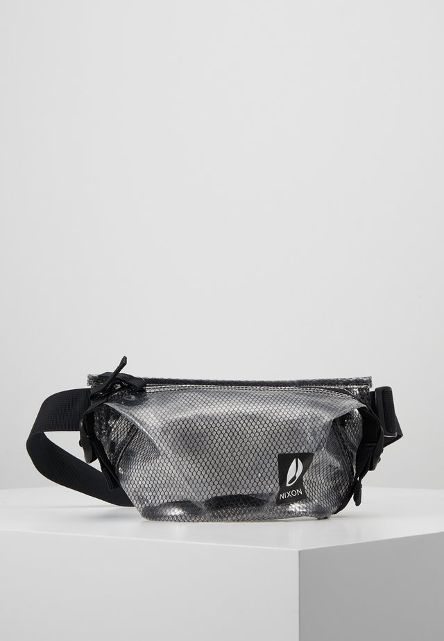 TRESTLES HIP PACK - Bum bag - clear