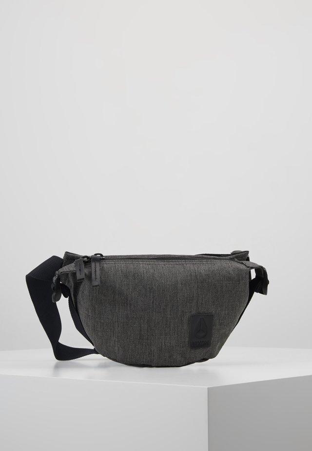 TRESTLES HIP PACK - Bum bag - charcoal heather