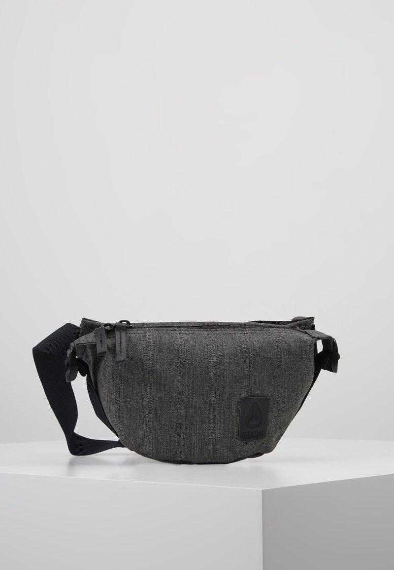 Nixon - TRESTLES HIP PACK - Ledvinka - charcoal heather