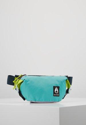 TRESTLES HIP PACK - Bum bag - turquoise/pink