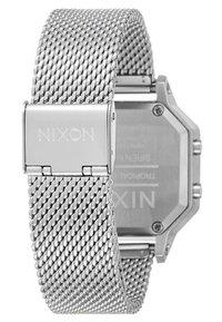Nixon - SIREN MILANESE - Digitaluhr - all silver-coloured - 1
