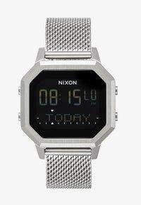 Nixon - SIREN MILANESE - Digitaluhr - all silver-coloured - 0