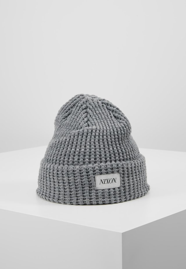 WINTOUR BEANIE - Huer - heather gray