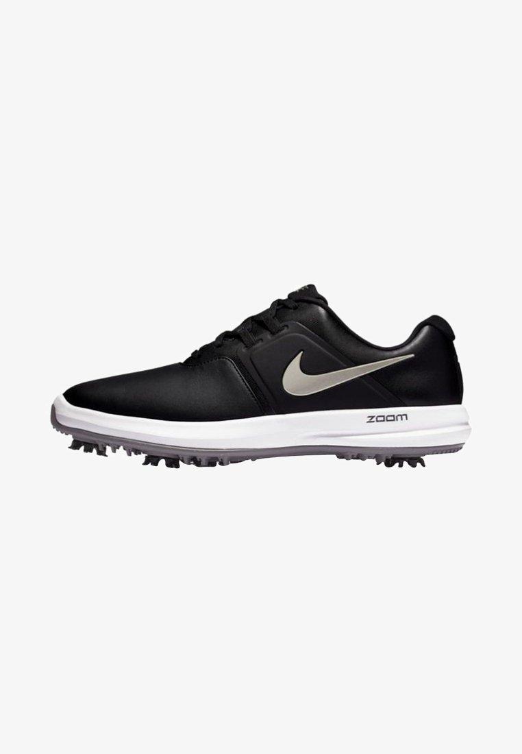 Nike Golf - Sneaker low - black/grey/metallic red