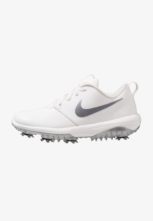 ROSHE G TOUR - Golfové boty - summit white/metallic cool grey