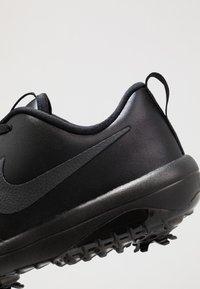 Nike Golf - ROSHE G TOUR - Chaussures de golf - black - 5