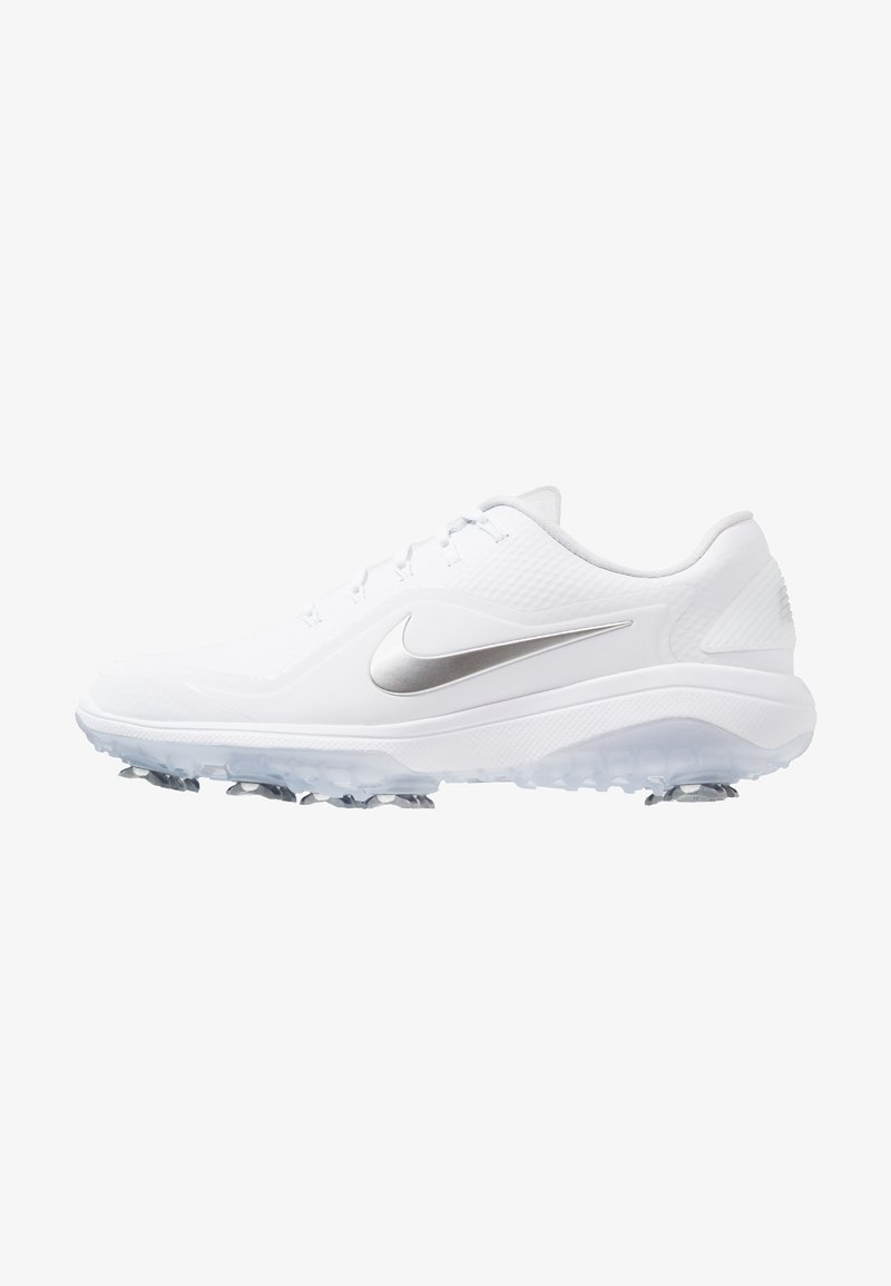 Nike Golf - REACT VAPOR 2 - Golfschuh - white/metallic silver/white/pure platinum
