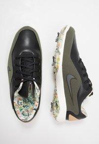 Nike Golf - REACT VAPOR 2 NRG - Golfschoenen - black/cool grey/cargo khaki/summit white - 1