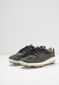 Nike Golf - REACT VAPOR 2 NRG - Golfschoenen - black/cool grey/cargo khaki/summit white - 2