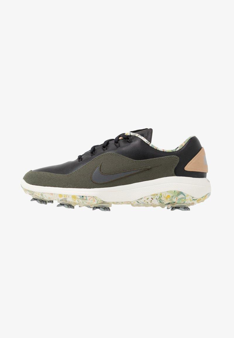Nike Golf - REACT VAPOR 2 NRG - Golfschoenen - black/cool grey/cargo khaki/summit white