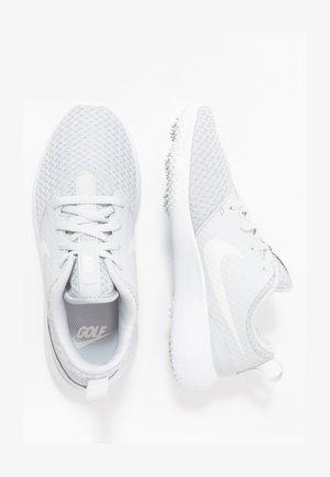 ROSHE - Golfkengät - pure platinum/metallic white/white