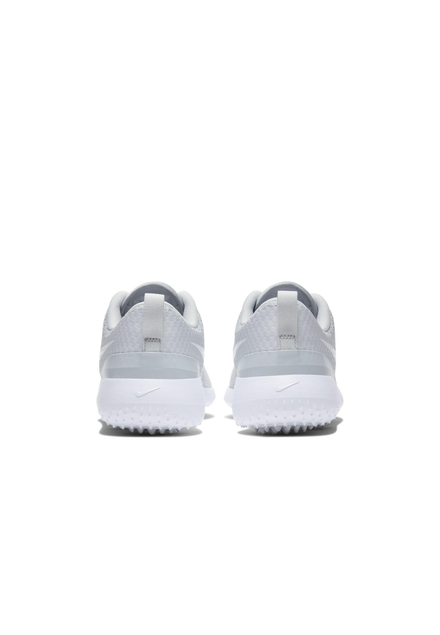 Nike Golf Roshe G - Golfskor Pure Platinum/white/metallic White