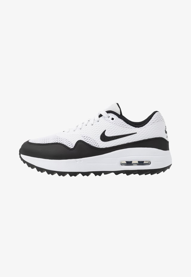 AIR MAX 1 G - Golfsko - white/black