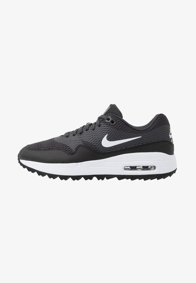 AIR MAX 1 G - Golf shoes - black/white/anthracite