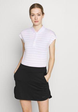 DRY FAREWAY NOVELTY - Sports shirt - barely grape/white
