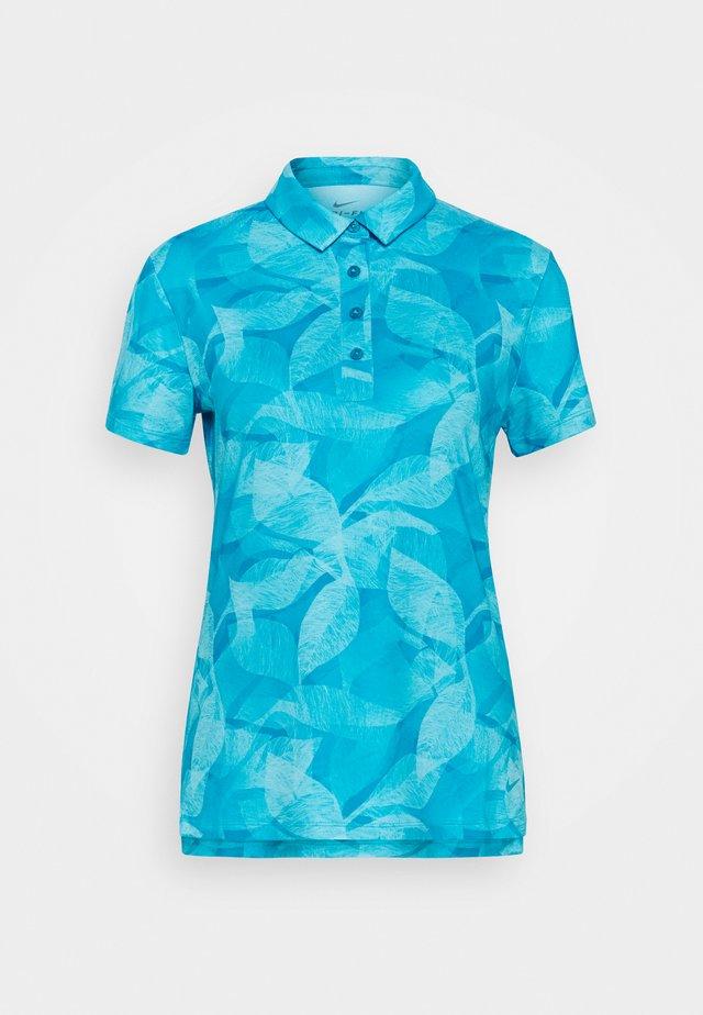 DRY FAREWAY - Sports shirt - laser blue