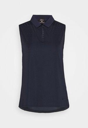 DRY ACE POLO - Sports shirt - obsidian
