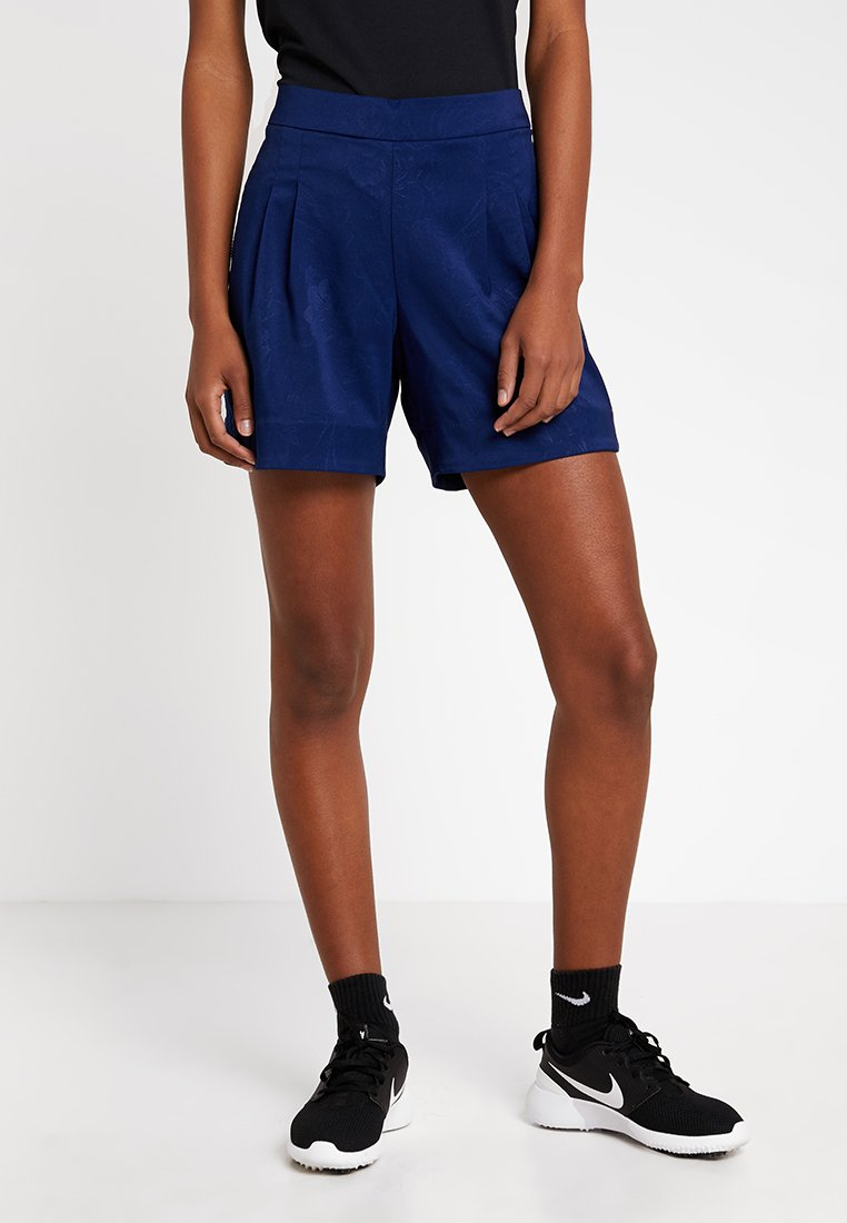 Nike Golf - DRY EMBOSS - Sports shorts - blue void