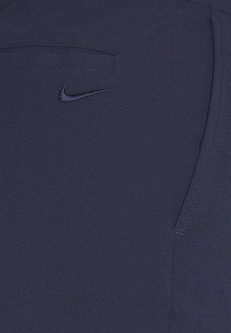 Nike Golf FLEX VICTORY - Bukse - obsidian/obsidian