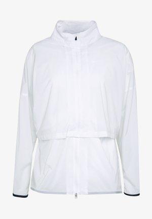 REPEL ACE JACKET FULL ZIP 2-IN-1 - Sportovní bunda - white/black