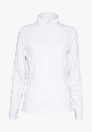 DRY VICTORY  - Sportovní bunda - white