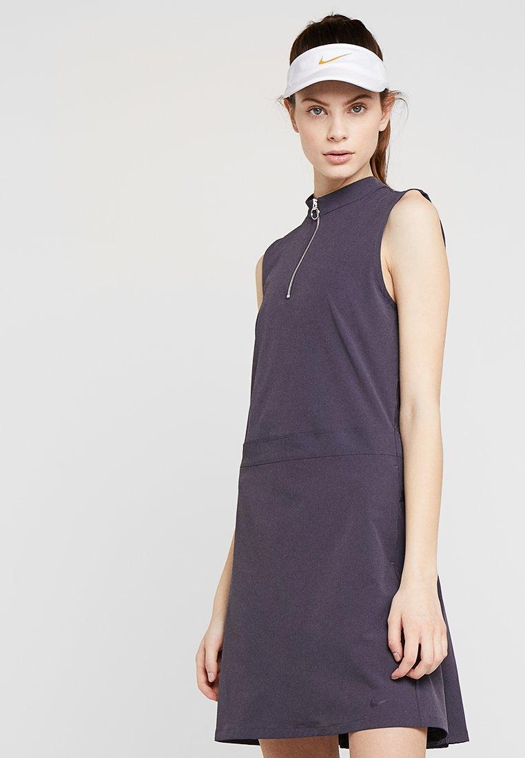 Nike Golf - WOMEN NIKE DRY FLEX DRESS - Sports dress - gridiron
