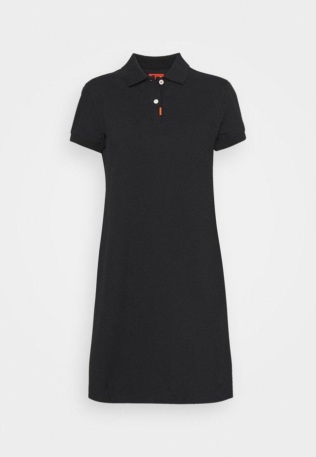 The Nike Polo Damenkleid - Sportkleid - black
