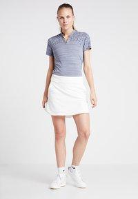 Nike Golf - DRY SKIRT - Falda de deporte - sail - 1