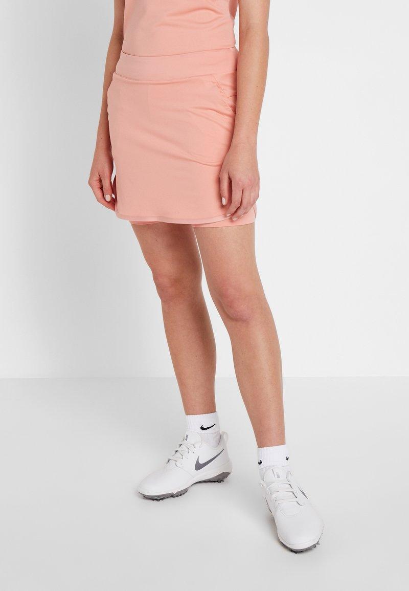 Nike Golf - DRY SKIRT - Sports skirt - pink quartz