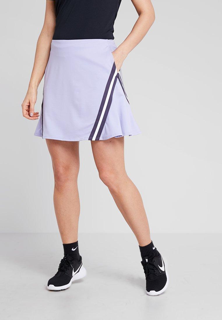 Nike Golf - DRY SKIRT - Falda de deporte - purple dawn/gridiron