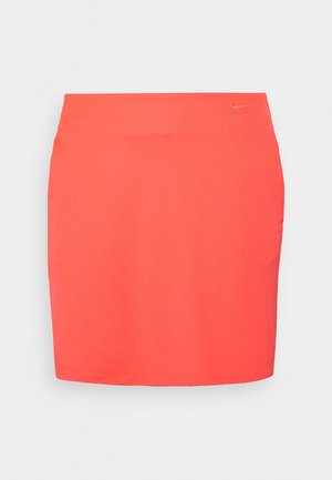 DRY VICTORY SKIRT SOLID - Sportovní sukně - laser crimson/pink gaze /laser crimson