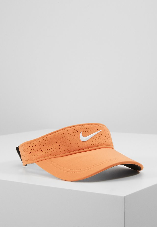 VISOR - Casquette - orange trance/anthracite/white