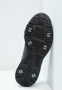 Nike Golf - EXPLORER 2 S - Chaussures de golf - black/white/anthracite - 4