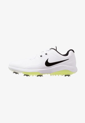 VAPOR PRO - Golfskor - white/black/volt