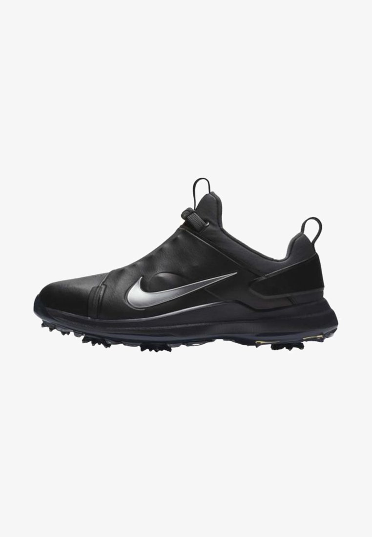 Nike Golf - TOUR PREMIERE - Golfskor - black/anthracite/metallic silver
