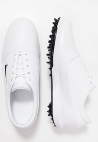 Nike Golf - AIR VICTORY TOUR - Golfové boty - white/chrome/platinum tint/vast grey - 1