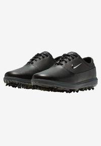 Nike Golf - AIR VICTORY TOUR - Golfové boty - black/chrome/dark grey - 2