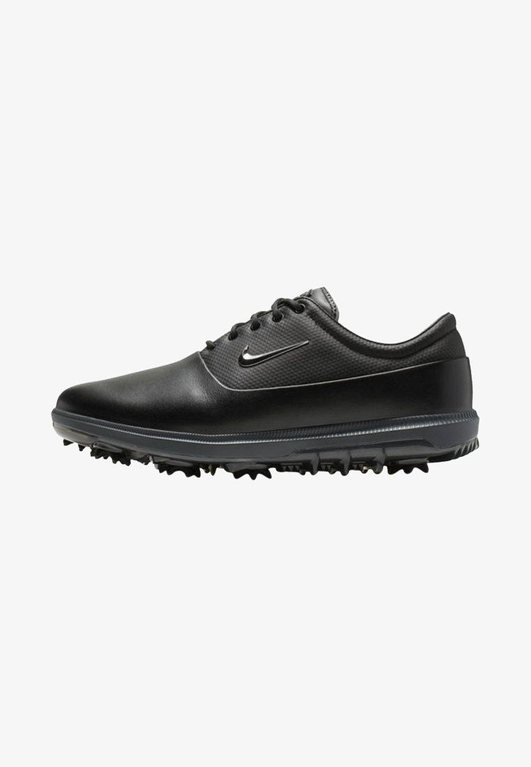 Nike Golf - AIR VICTORY TOUR - Golfové boty - black/chrome/dark grey
