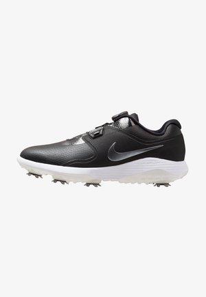VAPOR PRO BOA - Chaussures de golf - black/metallic cool grey/white/volt