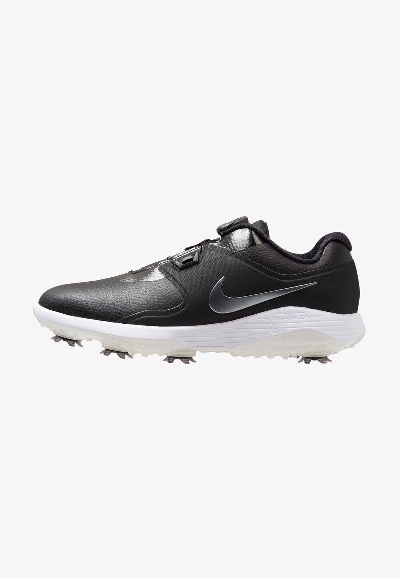 Nike Golf - VAPOR PRO BOA - Golfskor - black/metallic cool grey/white/volt