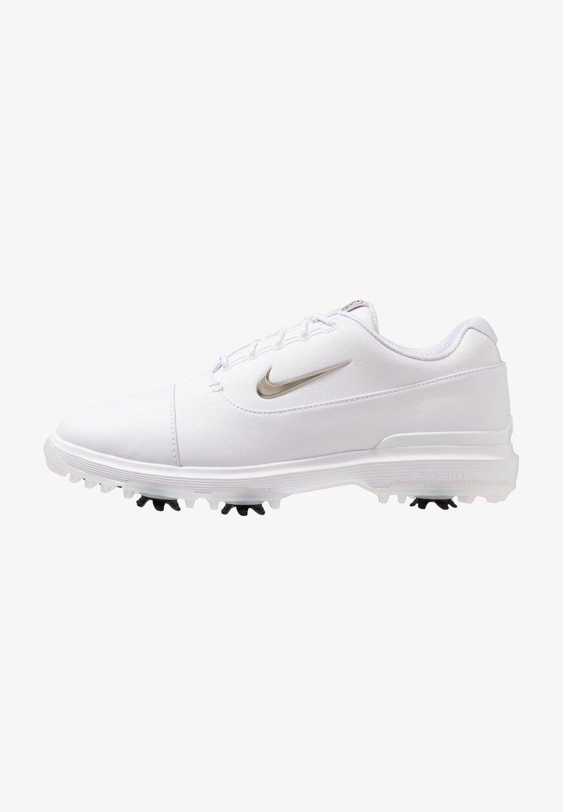 Nike Golf - AIR ZOOM VICTORY PRO - Golfskor - white/metallic pewter/white/vast grey/platinum tint