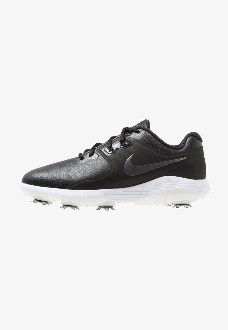 Nike Golf - VAPOR PRO - Golfskor - black/metallic cool grey/white/volt