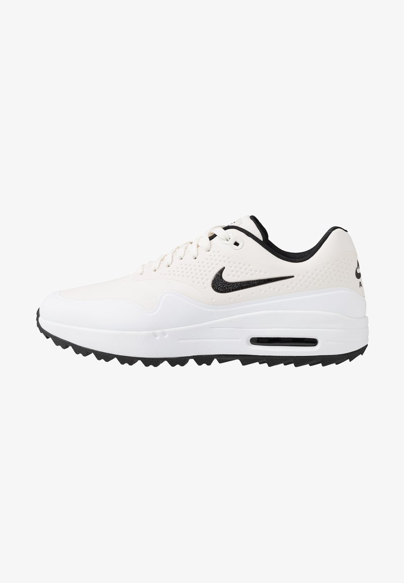 Nike Golf - AIR MAX 1 G - Zapatos de golf - phantom/black/white