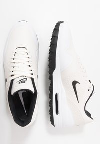 Nike Golf - AIR MAX 1 G - Zapatos de golf - phantom/black/white - 1