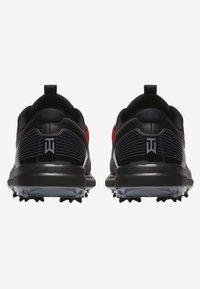 Nike Golf - TIGER WOODS - Golfskor - black - 3