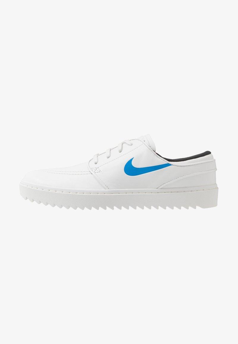 Nike Golf - JANOSKI G - Golfschoenen - summit white/university blue/anthracite