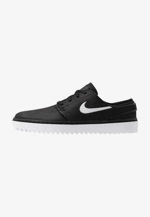 JANOSKI G - Obuwie do golfa - black/white