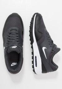 Nike Golf - AIR MAX 1 G - Golfsko - black/white/anthracite - 1