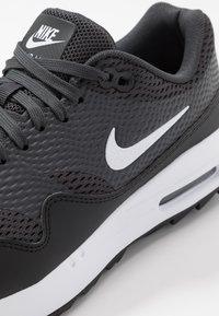 Nike Golf - AIR MAX 1 G - Golfsko - black/white/anthracite - 5