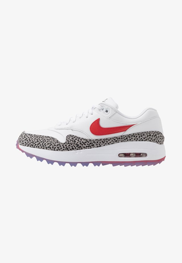 AIR MAX 1 G NRG SAFARI - Golfkengät - white